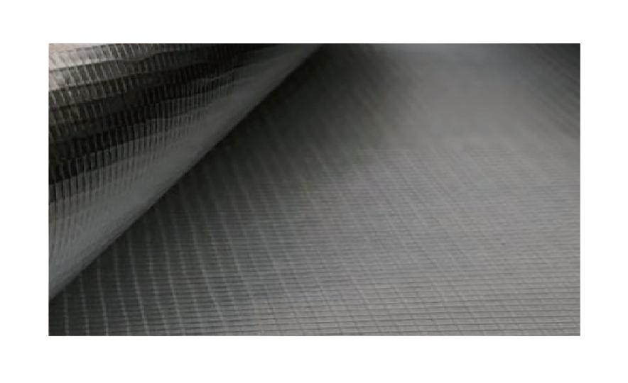 020单层加厚网格铝箔